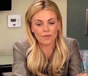 Video! A 'Kinky Sex Tape' from Charlize Theron?