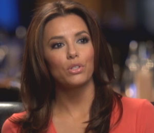 Video! Eva Longoria to Katie Couric: 'I Get to Redefine Who I Am'
