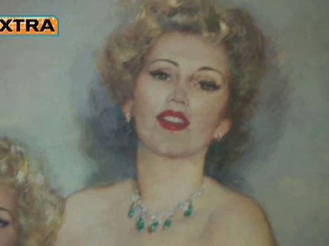Inside Zsa Zsa Gabor's Bel-Air Home