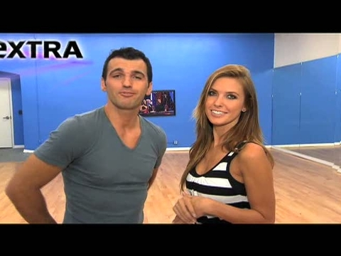 'DWTS': Audrina Patridge Not Doing the Bristol Stomp