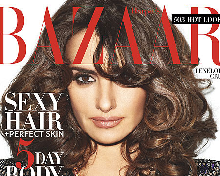 Penelope Cruz's Girl Crush on Meryl Streep