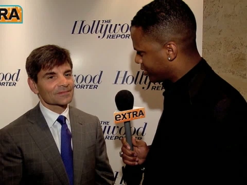 'Extra' Raw! Who Does George Stephanopoulos Want to Interview?