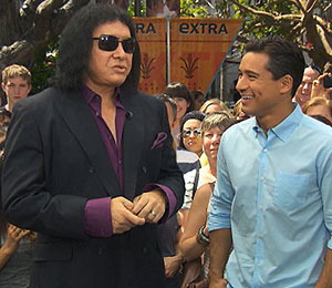 Gene Simmons Talks About the Upcoming KISS Tour with Motley Crue