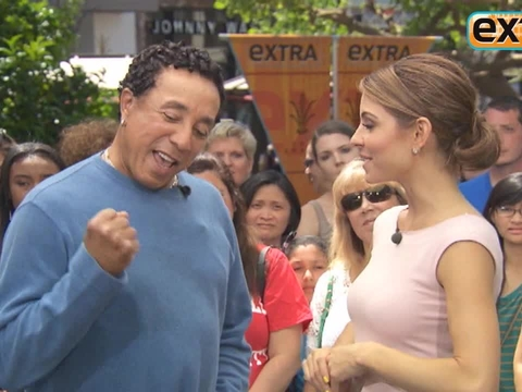 Smokey Robinson at The Grove