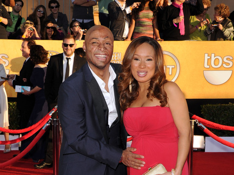 J.R. Martinez Welcomes a Baby Girl!
