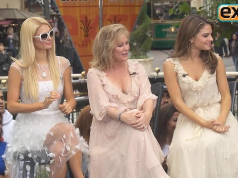 More From Kathy Hilton's Fashion Show at The Grove