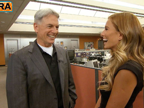 On the 'NCIS' Set: Countdown to the Season Finale