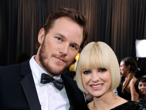 Anna Faris Pregnant with First Child!