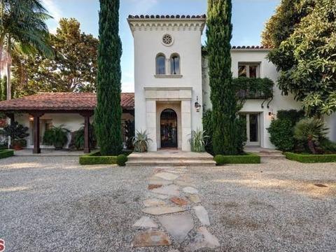 Star Real Estate Pics! Inside Kelsey Grammer's New Beverly Hills Home