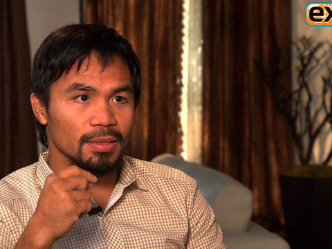 Manny Pacquiao to Gay Community: 'I Apologize'
