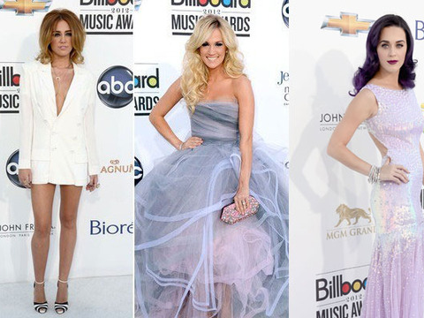 Billboard Music Awards: 5 Things You May Have Missed, Plus, Fashion Battle