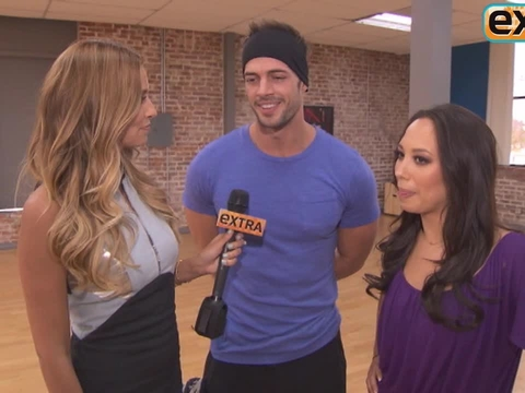 'DWTS' Finale Rehearsals