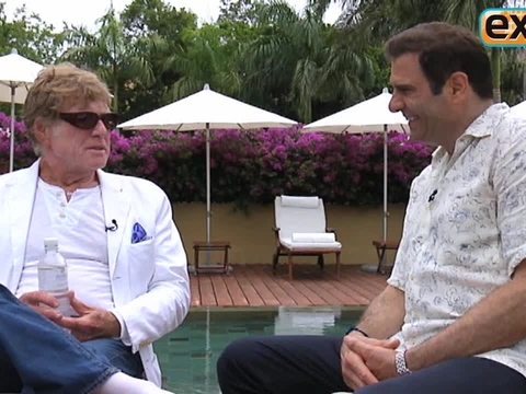 Robert Redford on His New Indie Film… and Almost Playing 'The Godfather'