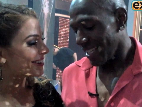 'DWTS' Backstage! Donald Driver on Winning the Mirror Ball