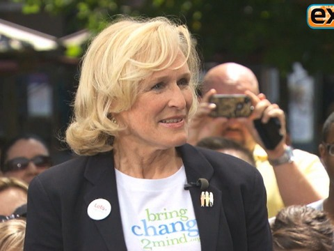 At the Grove! Rapid-Fire Quiz with Glenn Close