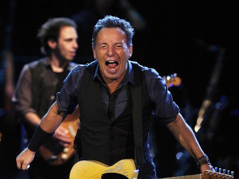 Bruce Springsteen Slams Bankers at Berlin Concert