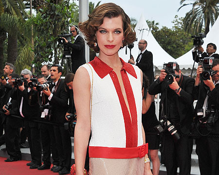 Milla Jovovich Shares Her L'Oreal Beauty Secrets