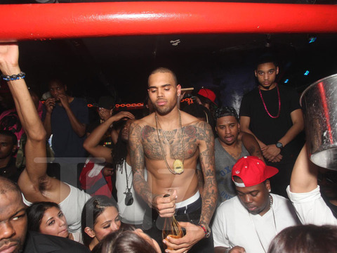 Chris Brown/Drake Brawl Update: Nightclub Says Fight Not Their Fault