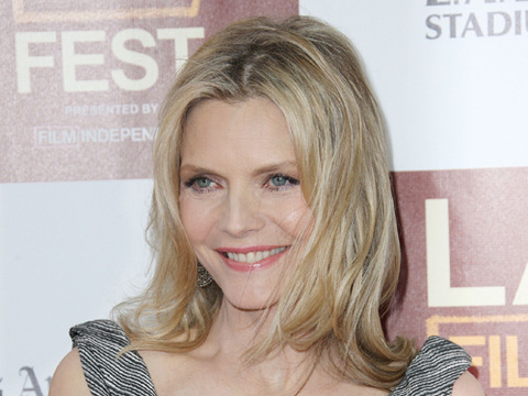 Video! Michelle Pfeiffer on 'People Like Us' and Her Naughty Hidden Talent
