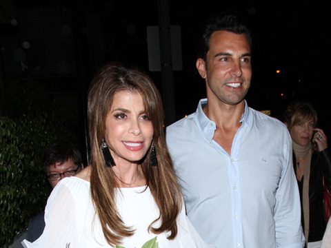 Video! Paula Abdul's Birthday Dinner with John Caprio