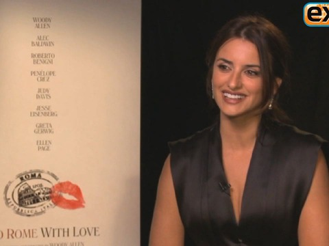Penelope Cruz's Italian Food Obsession