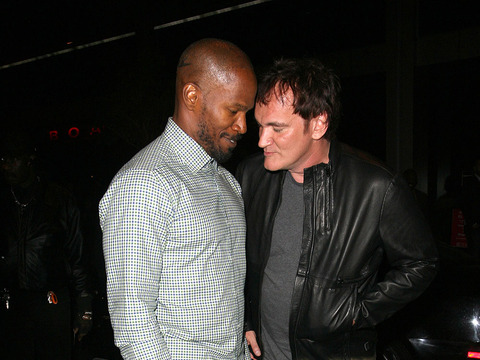 Jamie Foxx, Quentin Tarantino to Present at BET Awards