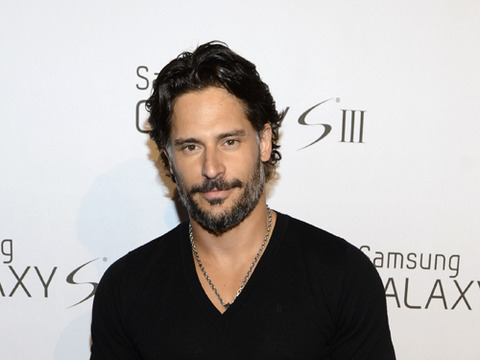 Joe Manganiello: 'Get a Fireman Suit and Start Grinding'