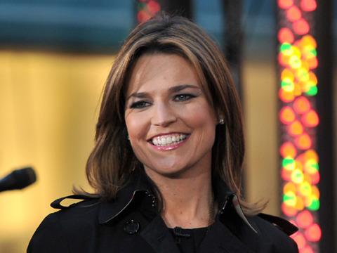 Savannah Guthrie Takes Ann Curry's Spot on 'Today'
