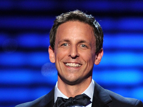 Will Seth Meyers Replace Regis?