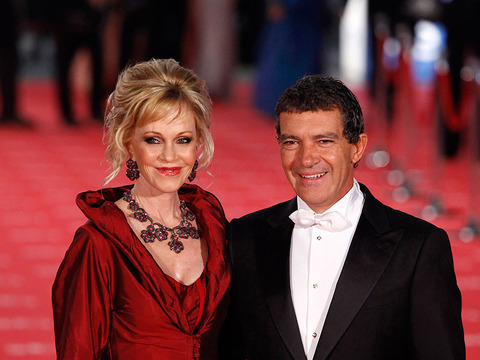 Antonio Banderas and Melanie Griffith: Marriage on the Rocks?