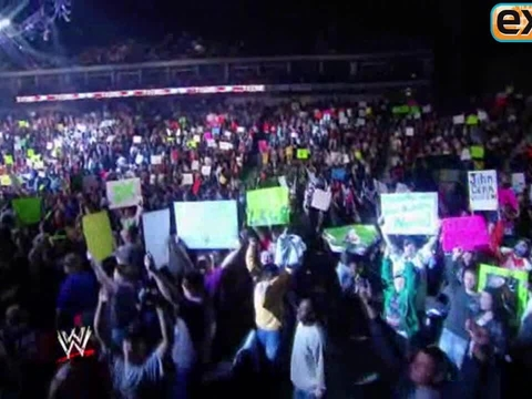 Video! WWE 'Monday Night Raw' Celebrates 1,000th Episode