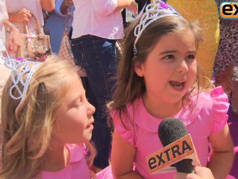 'Extra' Raw! 'Call Me Maybe' Teen Choice Awards Mash-Up