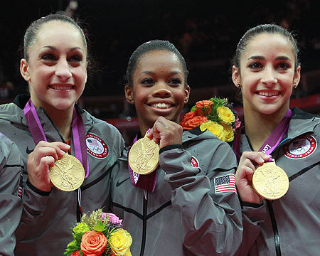 The Extra List: 5 Things About Team USA's 'Fab Five'