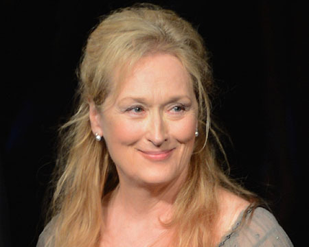Meryl Streep on Tommy Lee Jones: 'Fifty Shades of Grumpy'
