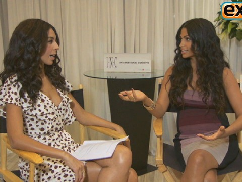 Camila Alves Talks Baby, Wedding and Naked Matthew McConaughey