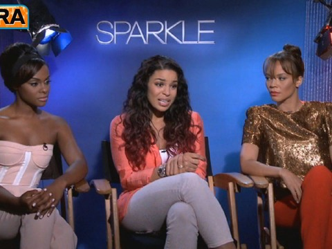 'Sparkle' Stars Remember Whitney Houston