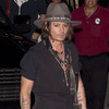 Extra Scoop: Single Johnny Depp Steps Out at Aerosmith Concert
