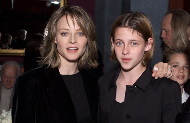 from Raymond jodie foster publicly thanks gay partner