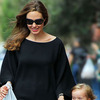 Extra Scoop: Jolie-Pitt Twin Lands Part in 'Maleficent'