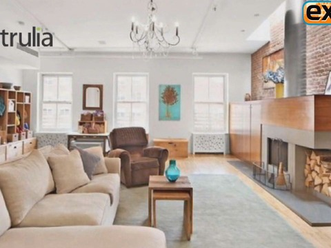 Star Real Estate: Edie Falco's Tribeca Penthouse For Sale