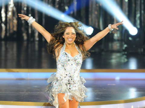'DWTS': Sabrina Bryan Wins Viewers' Choice Vote!