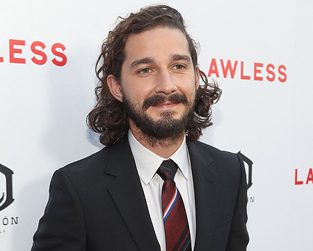 Video! Shia LaBeouf Headbutts Guy in Bar Fight