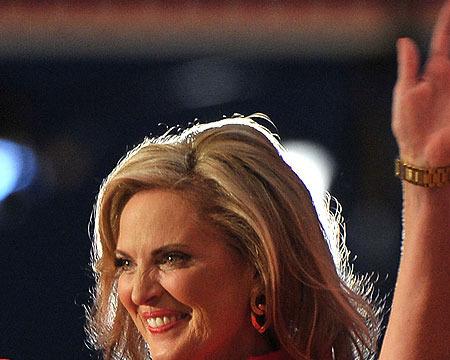 Ann Romney to the RNC: 'I Love You Women!' Watch Her Speech