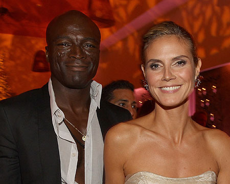 Video! Seal Says Heidi Klum Cheated with the Bodyguard