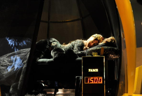 LadyGagaSleep