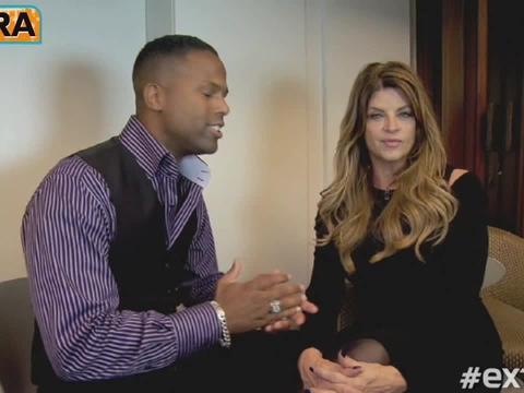 Kirstie Alley on 'Amazing' Jessica Simpson: Who Cares What She Weighs