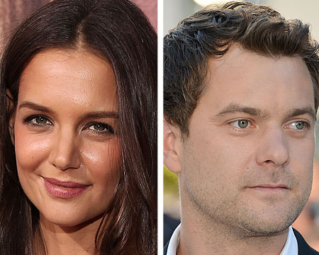 Katie Holmes Reconnects with Joshua Jackson