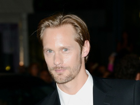 Alexander Skarsgard Talks 'Fifty Shades of Grey'