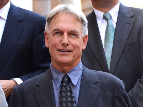 'NCIS' Star Mark Harmon Receives Star on Hollywood Walk of Fame