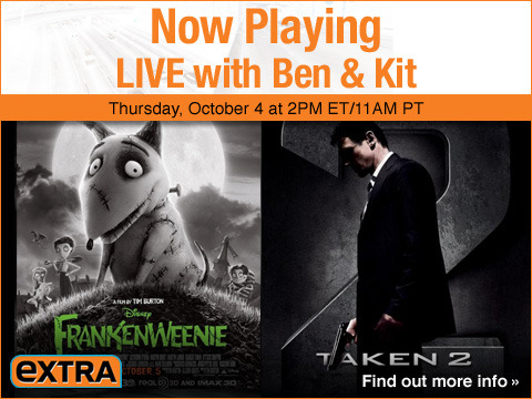 Watch 'Now Playing' -- Live Movie Review with Ben and Kit!